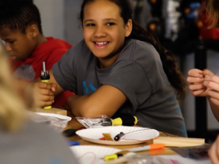 The Fab Lab: A Summer Manufacturing Camp